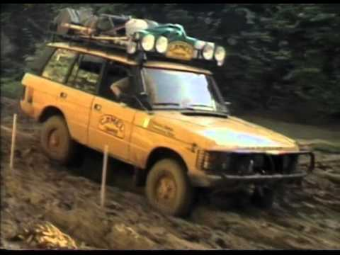 Welcome To The Jungle 1980s Camel Trophy Adventure Range