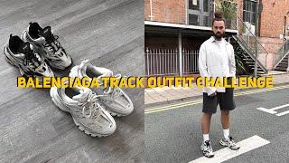 Balenciaga Track 1 vs Balencia…