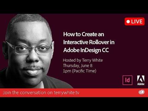 How to Create an Interactive Button in InDesign CC