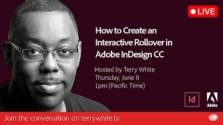 How to Create an Interactive Button in InDesign CC | Educational