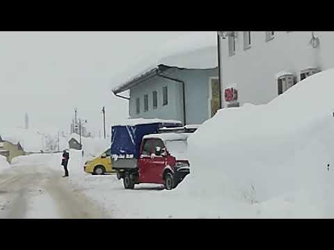 "SCHNEECHAOS Januar 2019 ÖSTERREICH  ""Tirol"" Europa sneeuw chaos Oostenrijk snow chaos Austria Alpen"