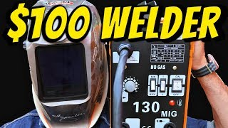TESTING The Cheapest Welder On AMAZON