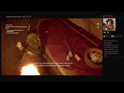 Assassins creed origins piramide de sneferu