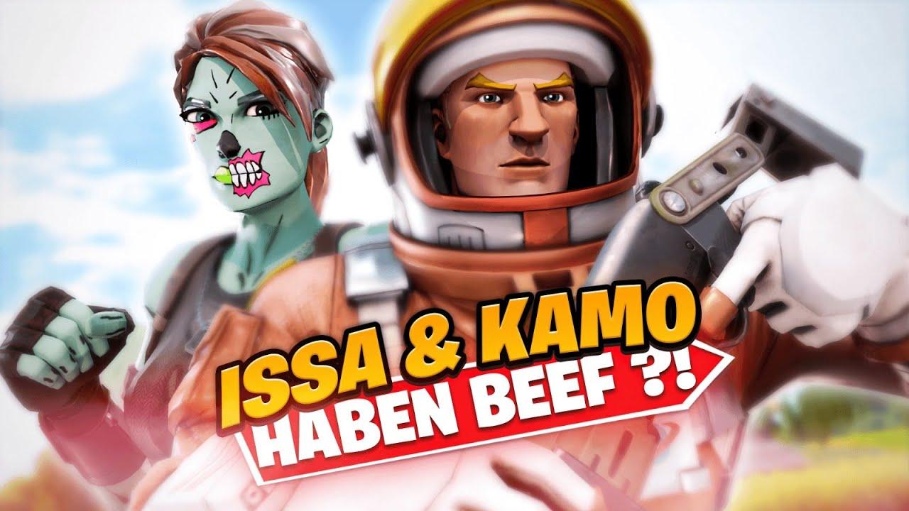 ISSA & KAMO haben BEEF? + Arena mit Khuna  KamoLRF Highlights