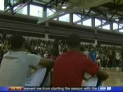 TFB::Dunks::Team Flight Brothers on NESN TV ... Reebok Event