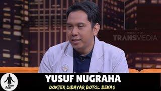 Download lagu Yusuf Nugraha, Dokter Bertarif Botol Bekas | HITAM PUTIH (10/07/18) 3-4