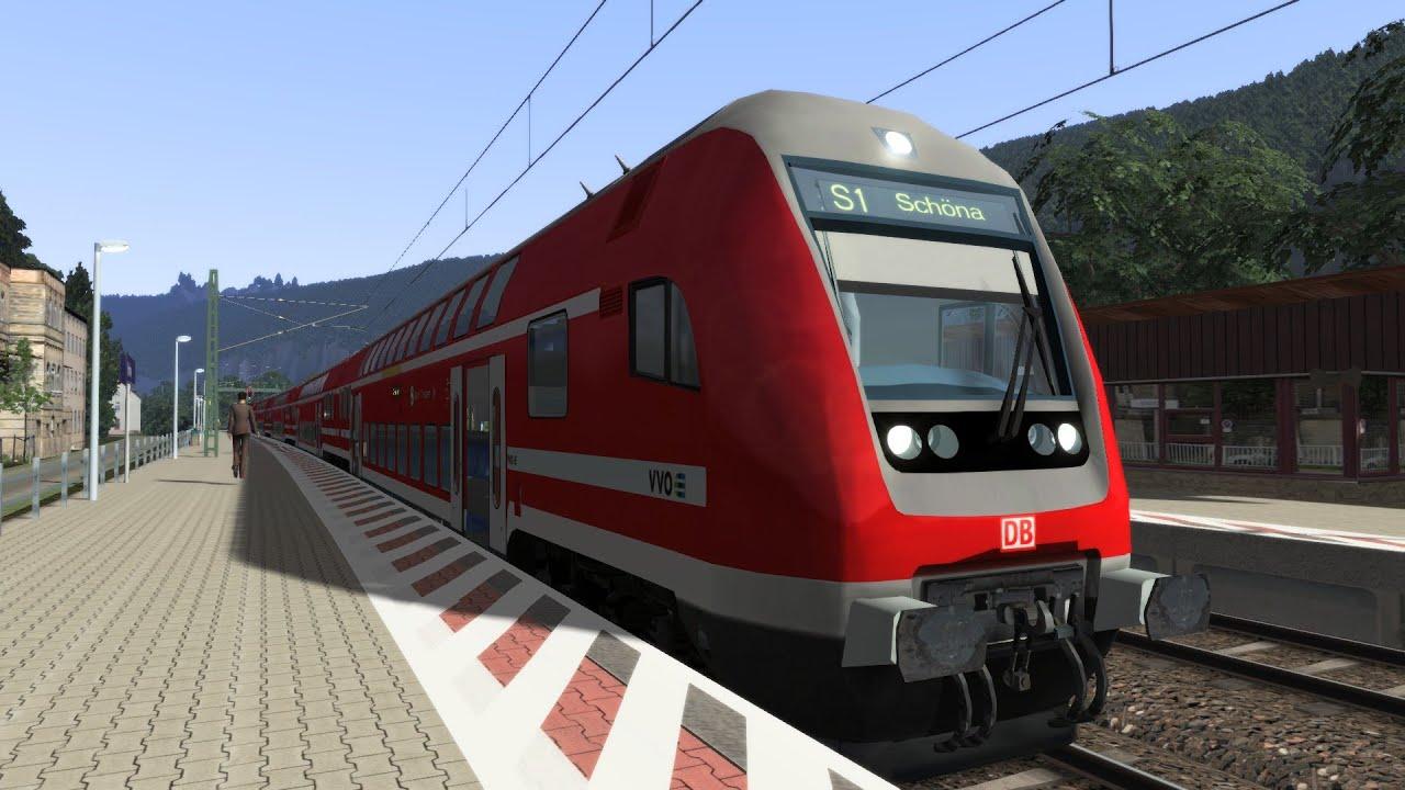 train simulator 2016 ep03 dresden sch na kulturfahrt. Black Bedroom Furniture Sets. Home Design Ideas