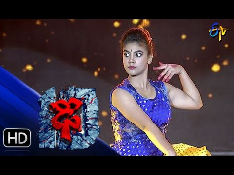 Agsa Khan Performance | Dhee 10 | 26th July 2017 | ETV Telugu