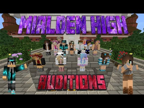 (Open 2018) Minecraft Roleplay Auditions | Miladen High
