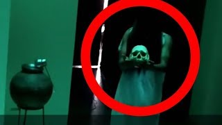 TOP 10 FULL GHOST APPARITION CAUGHT ON CAMERA | 10 REAL GHOST SIGHTINGS