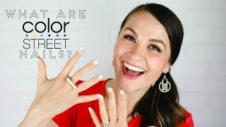 What Are Color Street Nails?