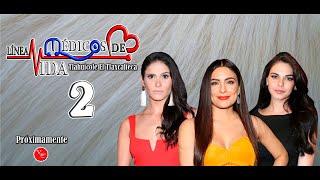 Eva Cedeño y Ana Brenda Contreras remplazan a Livia Brito en Médicos Linea De Vida 2 para 2021 YouTube Videos