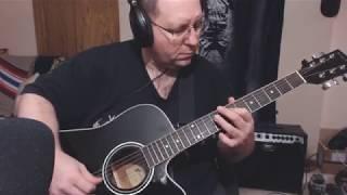 Excelvan BM-800 Condenser Microphone + Harley Benton HBD-120 acoustic sound testing/sampling