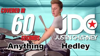 Anything Drum Cover - Hedley