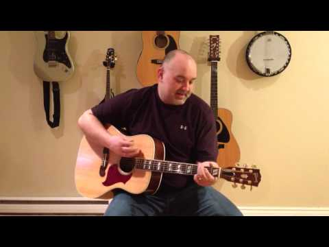 How To Play Toes - Zac Brown (cover) - Easy 3 Chord Tune
