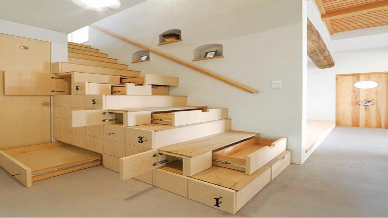 Great space saving ideas smart furniture compilation - Small space furniture ideas ...