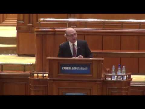 Traian Basescu, discurs cu ocazia vizitei lui Jean-Claude Juncker