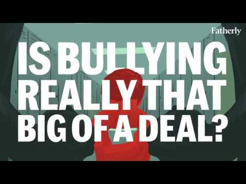 Is Bullying Really That Big of a Deal?