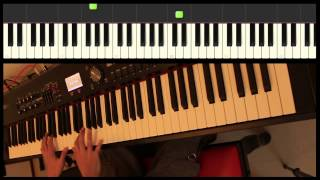 Endah and Rhesa - When You Love Someone (Piano Cover)