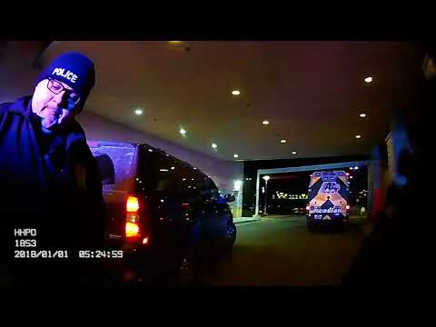 Body cam video released by Harker Heights Police Department