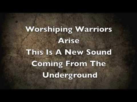 Worshiping Warroirs   Jake Hamilton