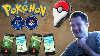 POKÉMON GO - ICH FANG SIE ALLE! || Let's Play Pokemon Go [Deutsch/German HD+]