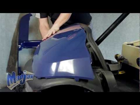 Golf Cart Body Kit For Club Car® Precedent® | How To Install Video | Madjax® Golf Cart Accessories