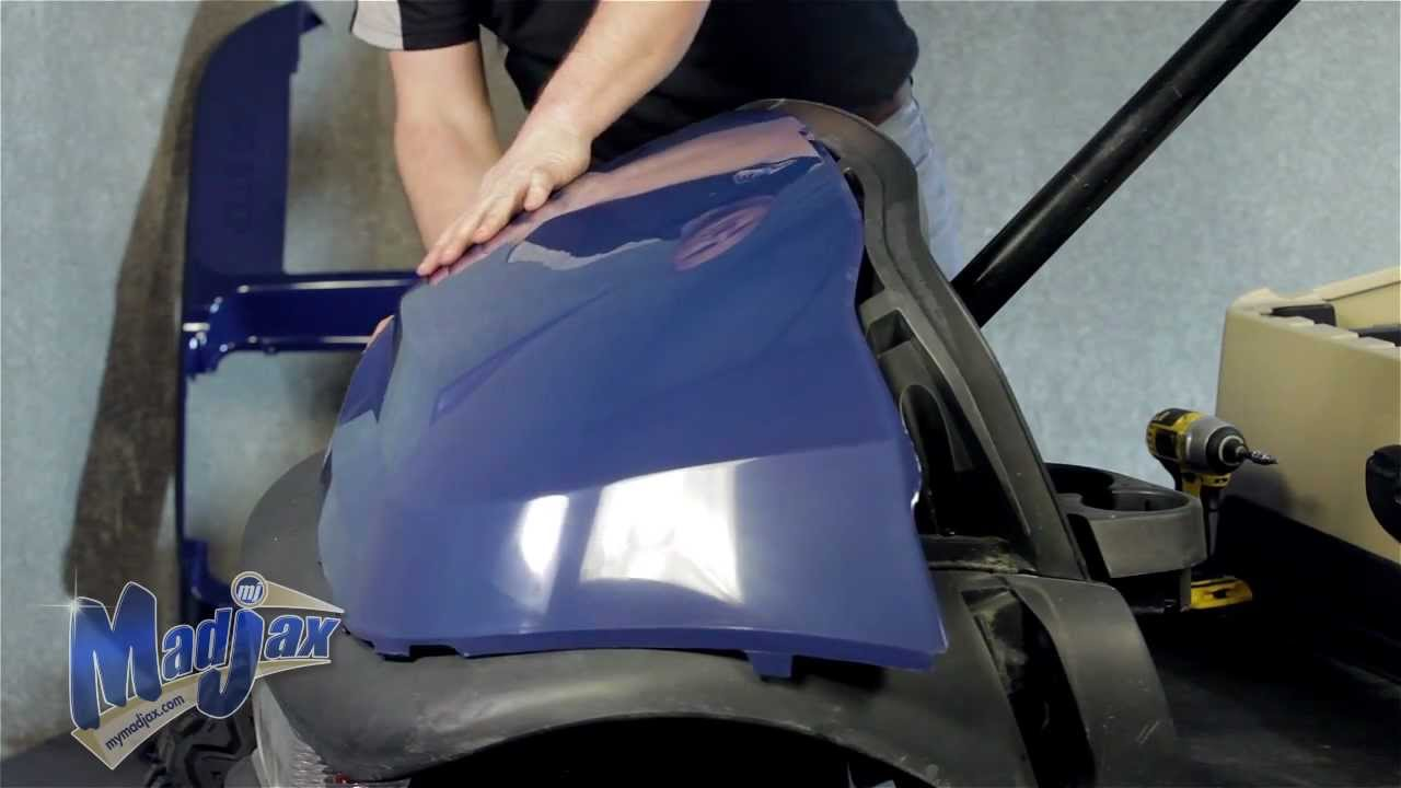 Golf Cart Body Kit For Club Car Precedent How To Install Video