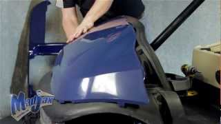 Golf Cart Body Kit for Club Car® Precedent® | How to Install Video | Madjax® Golf Cart Accessories