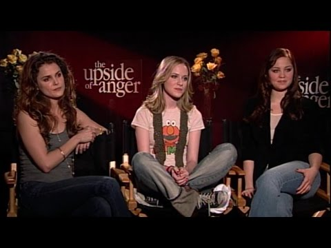 'The Upside of Anger' Interview