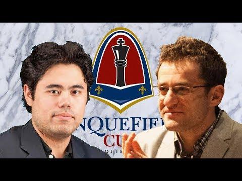 Partite Commentate di Scacchi 269 - Nakamura vs Aronian - Il Volo di Hikaru - 2017 [A29]