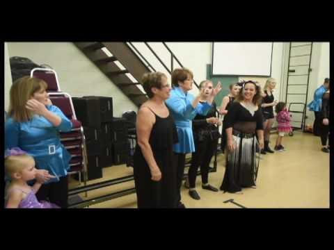 Susan Vaughn School of Dance recital