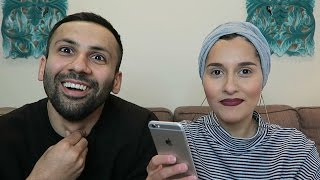 One of Sid and Dina's most viewed videos: HAVING AN AFFAIR WITH THE IMAM!