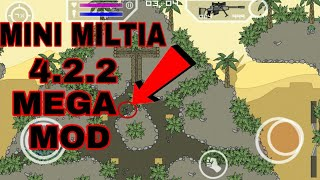 ✔MINI MILITIA 4.2.2 LATEST MEGA MAPS MOD APK/DOWNLOAD👇 {PHOENIX}