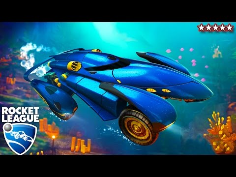BRAND NEW ROCKET LEAGUE CARS (ROCKET LEAGUE RUMBLE)