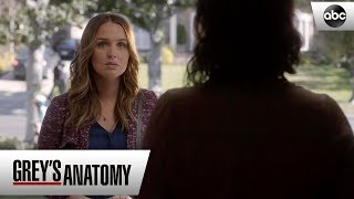 Jo Meets Her Mother -  Grey's Anatomy Season 15 Episode 19