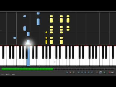 Jung Yong Hwa & Seohyun - Banmal song piano tutorial [50% speed]