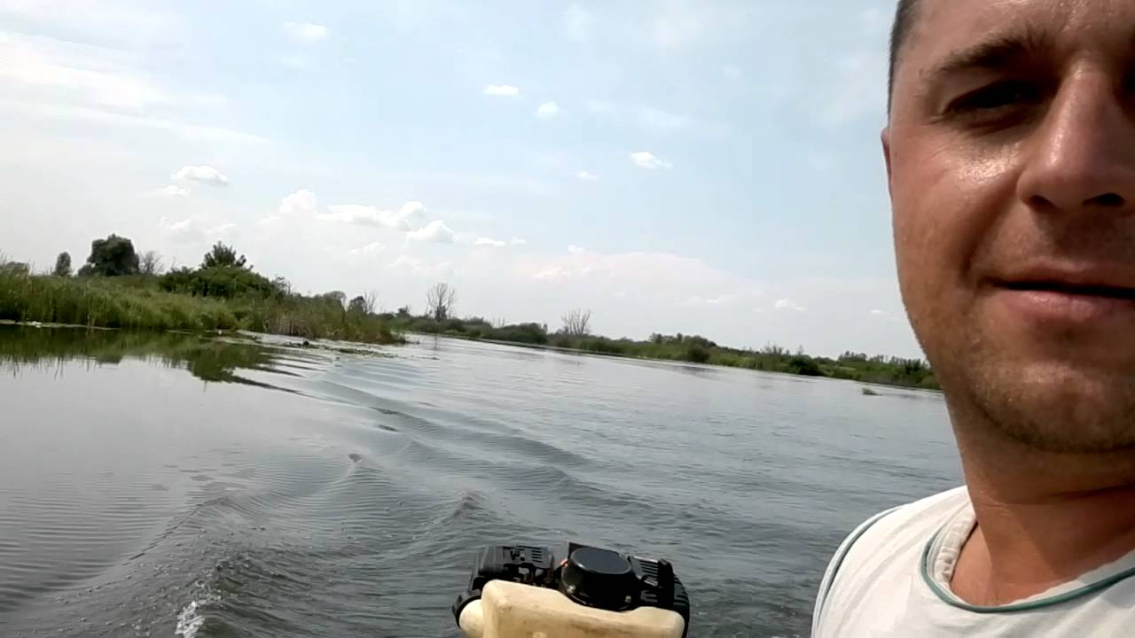 Бензиновая мотокоса Sadko GTR-335-4T (1,4 л.с.) обзор - YouTube