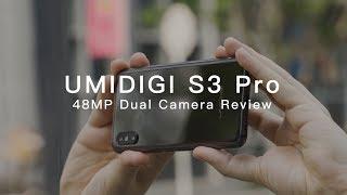 UMIDIGI S3 Pro: 48MP Sony Dual Camera Review