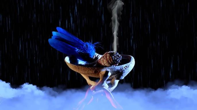 111 Hz Spiritual Cleanse | Clear Blockages & All Negative Energy | Flute,  Rain & Tibetan Bowl Music - YouTube