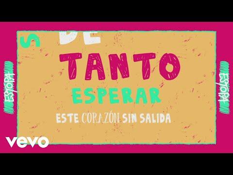 Estopa - Corazón Sin Salida (Lyric Video)