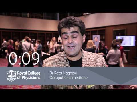 Occupational Medicine -- Describe Your Specialty 30 Sec Challenge