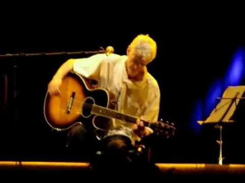 Peter Hammill - The Comet, The Course, The Tail - live in GAR '11