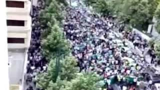 موزیک جدید پسر بد به مناسبت کودتای خرداد 88 ایران pesare bad