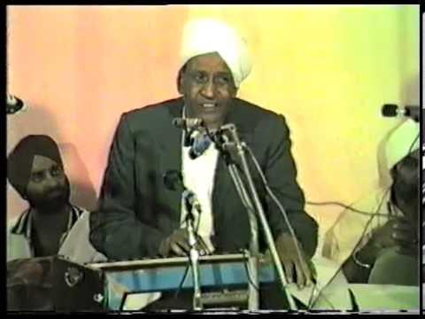 Old Rare Kirtan Video 2 - Bhai Lall Ji & Jatha