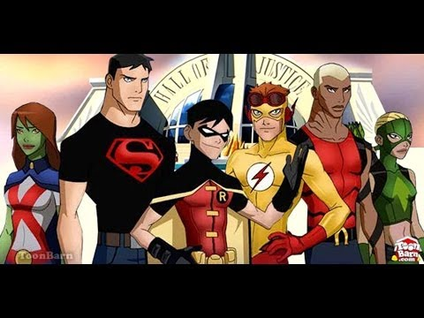 Young Justice - Intro