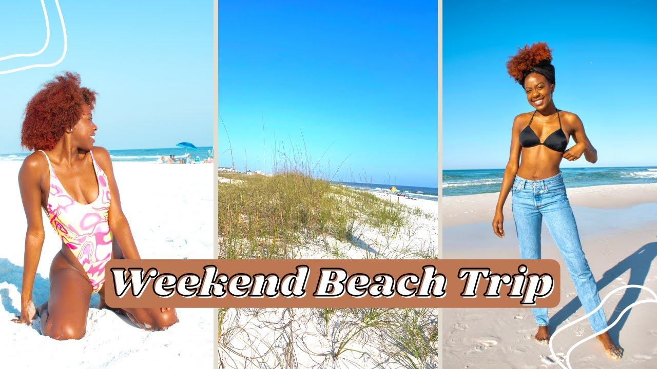 Travel Vlog | Destin Beach FL | Weekend Getaway