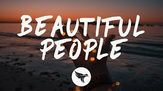 Ed Sheeran - Beautiful People (Lyrics) NOTD Remix, ft. Khalid