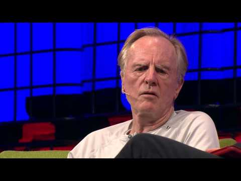 Web Summit 2014 Day One - John Sculley in conversation with David Carr