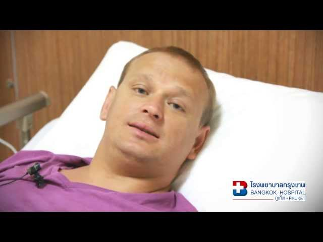 Conventional Dialysis at Bangkok Hospital Phuket - Video Testimonials